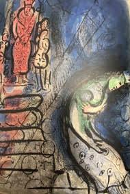 Marc Chagall al Complesso Monumentale del San Giovanni di Catanzaro
